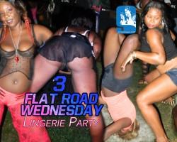 FLAT ROAD WED3