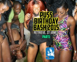PUSS BASH 20151