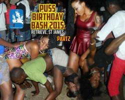 PUSS BASH 20152