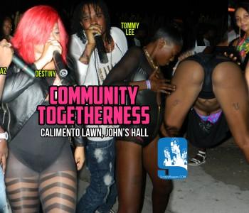 COMMUNITY TOGETHERNESS